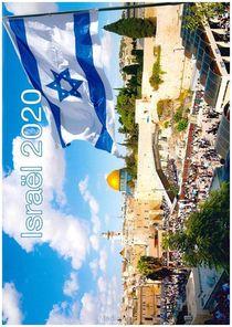 Kalender 2020 Israel Maandkalender