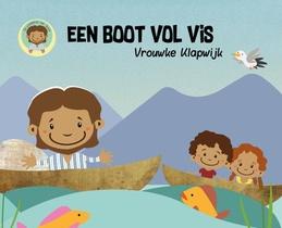 Een boot vol vis - VAN €8,50 VOOR €4,25