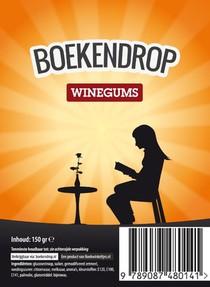 Boekendrop Winegums
