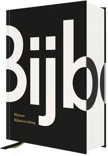 Bijbel Nbv Standaard Zwart