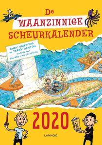 Waanzinnige Scheurkalender 2020