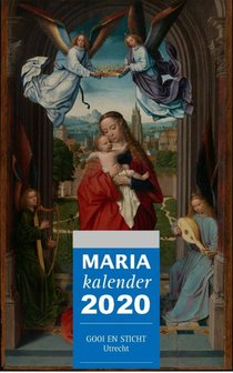 Mariakalender 2020 Blok En Schild Set 3