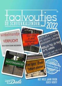 Taalvoutjes - de scheurkalender 2022