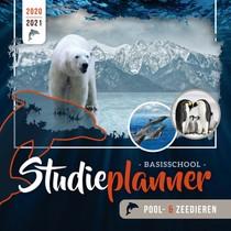 Basisschool studieplanner Pool- en Zeedieren 2020-2021