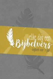Elke dag een Bijbelvers