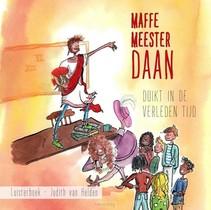Maffe Meester Daan Luisterboek