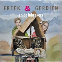 Freek En Gerdien 5 Inbreker Luisterboek