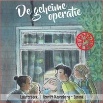 De Geheime Operatie (luisterboek) Kbw21