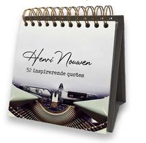 Bureauklapper Henri Nouwen