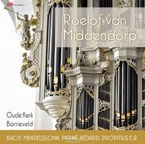 Oude Kerk Barneveld Orgel