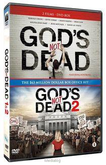 God''s Not Dead 1&2 Box