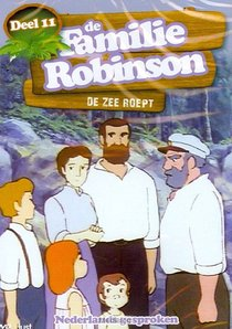 Familie Robinson Deel 11
