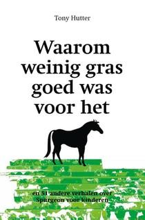 Waarom weinig gras goed voor het paard was