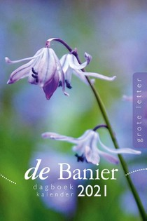 Banier Dagboekkalender 2021 (grote letter)