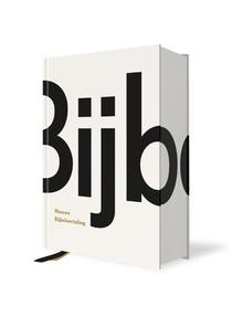 Bijbel Nieuwe Bijbelvertaling - Standaardeditie (wit)