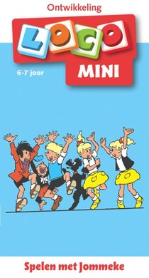 Boekje Loco Mini Jommeke 1