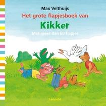 Het grote flapjesboek van Kikker