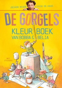 De Gorgels Kleurboek van Bobba & Belia