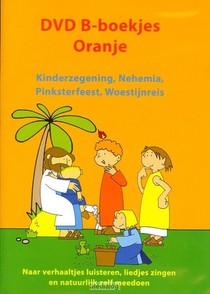 Dvd B-boekjes Oranje