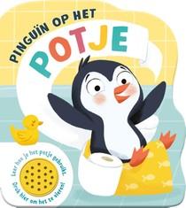 Geluidboek Kleine Pinguïn op het potje