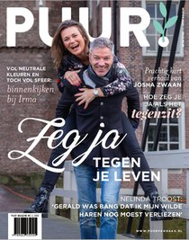PUUR! Magazine, nr. 2, 2020- Zeg ja tegen je leven