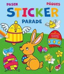 Pasen Sticker Parade / Pâques Sticker Parade
