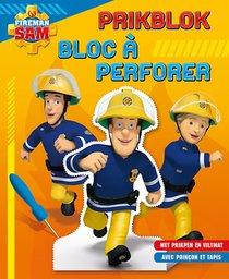 Brandweerman Sam Prikblok / Sam le pompier Bloc à perforer