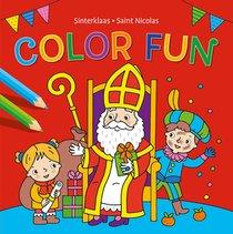Sinterklaas Color Fun / Saint-Nicolas Color Fun