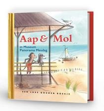 Aap & Mol in Museum Panorama Mesdag