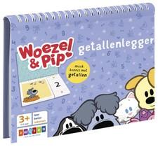 Woezel & Pip getallenlegger