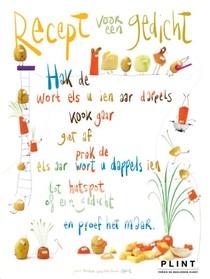 Recept voor een gedicht set 10 poeziekaarten