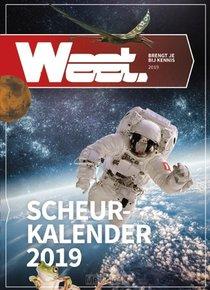 Scheurkalender 2019 Weet