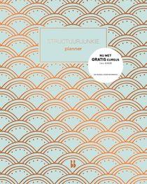 Structuurjunkie planner | datumloos (klein)