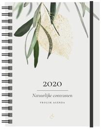 Vrolijk Agenda 2020 - groot