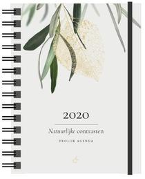 Vrolijk Agenda 2020 - klein