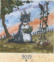 Ecce Florescunt Lilia kalender 2019