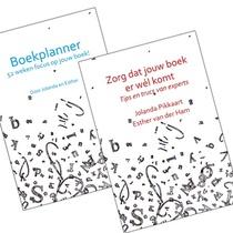 Boekplanner met boek