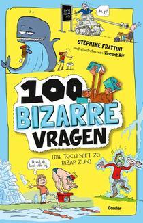 100 bizarre vragen