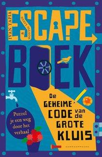 Escape boek – De geheime code van de Grote Kluis