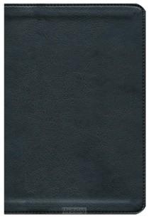 Esv Personal Reference Bible Black Tuton