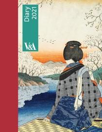 V&a pocket diary 2021: kimono