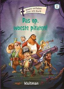 Pas op, woeste piraten!
