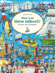 Waar is de kleine zeilboot?