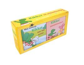 Kikker - Pannenkoeken / Aan het water - Uitdeelboekjes