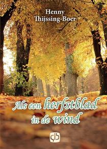 Als een herfstblad in de wind