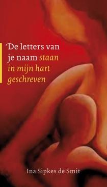 Letters Van Je Naam Staan In Mijn Hart
