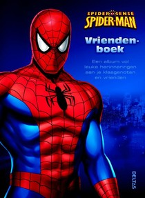 Spiderman Vriendenboek Spider Sense
