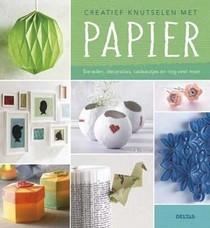 Creatief knutselen met papier