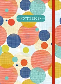 Notitieboek (groot) - Circles