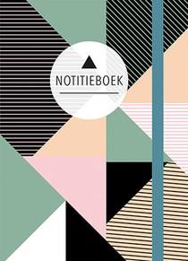 Notitieboek (klein) - Triangles